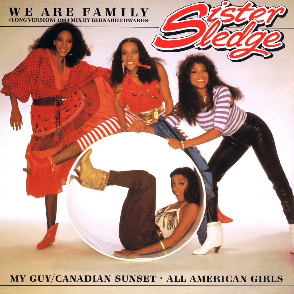 Sister Sledge - We Are Family Song Video