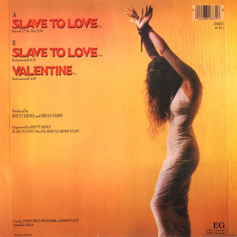Slave in love
