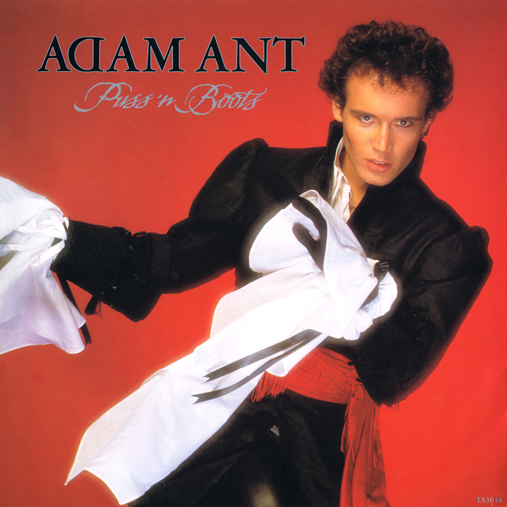 Adam Ant PussN Boots