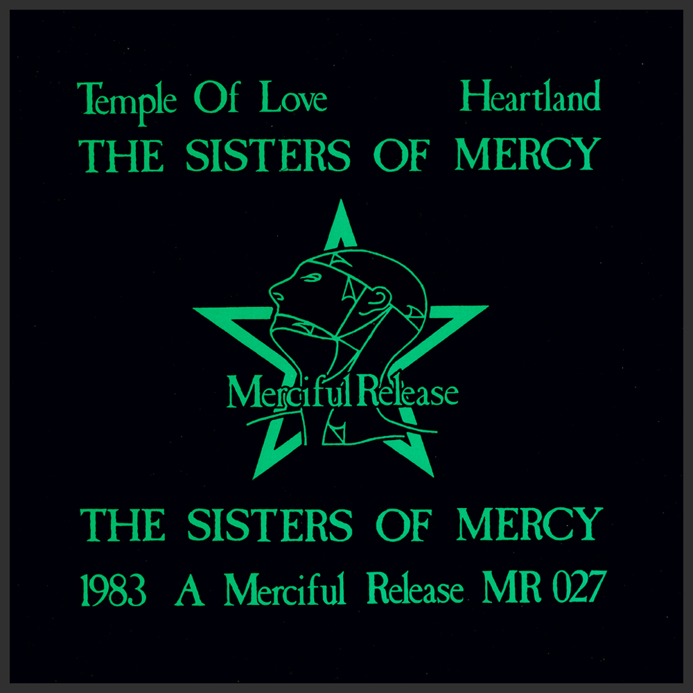Temple of Love (extended) [HQ] Sisters of Mercy - YouTube