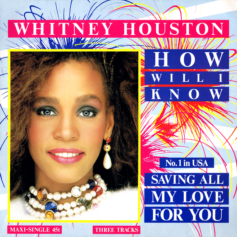 Blog Archive    Whitney Houston     How Will I Know  German 12 Lrc8FuVe