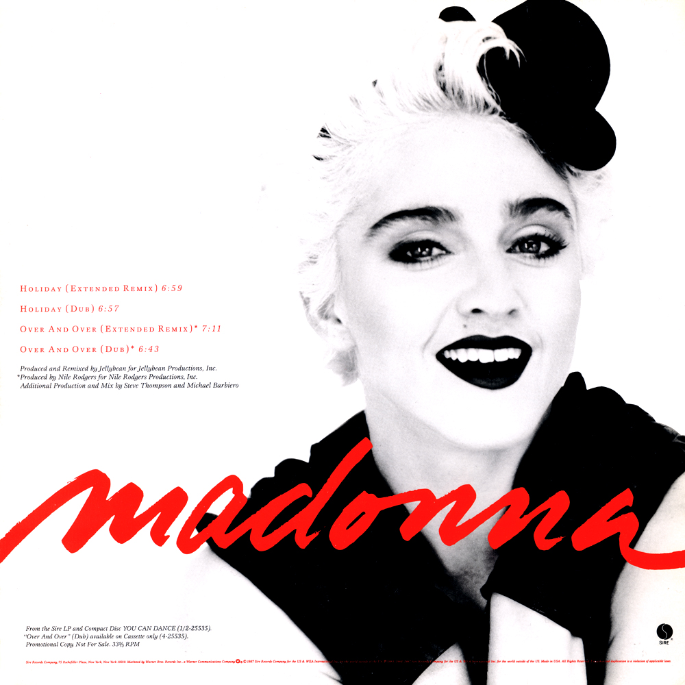 Madonna - You Can Dance Reissued
