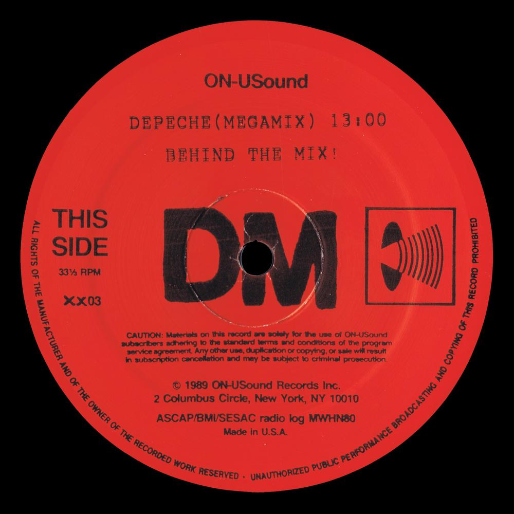 depeche mode mix
