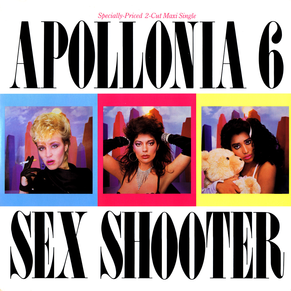 6 Sex youtube apollonia shooter