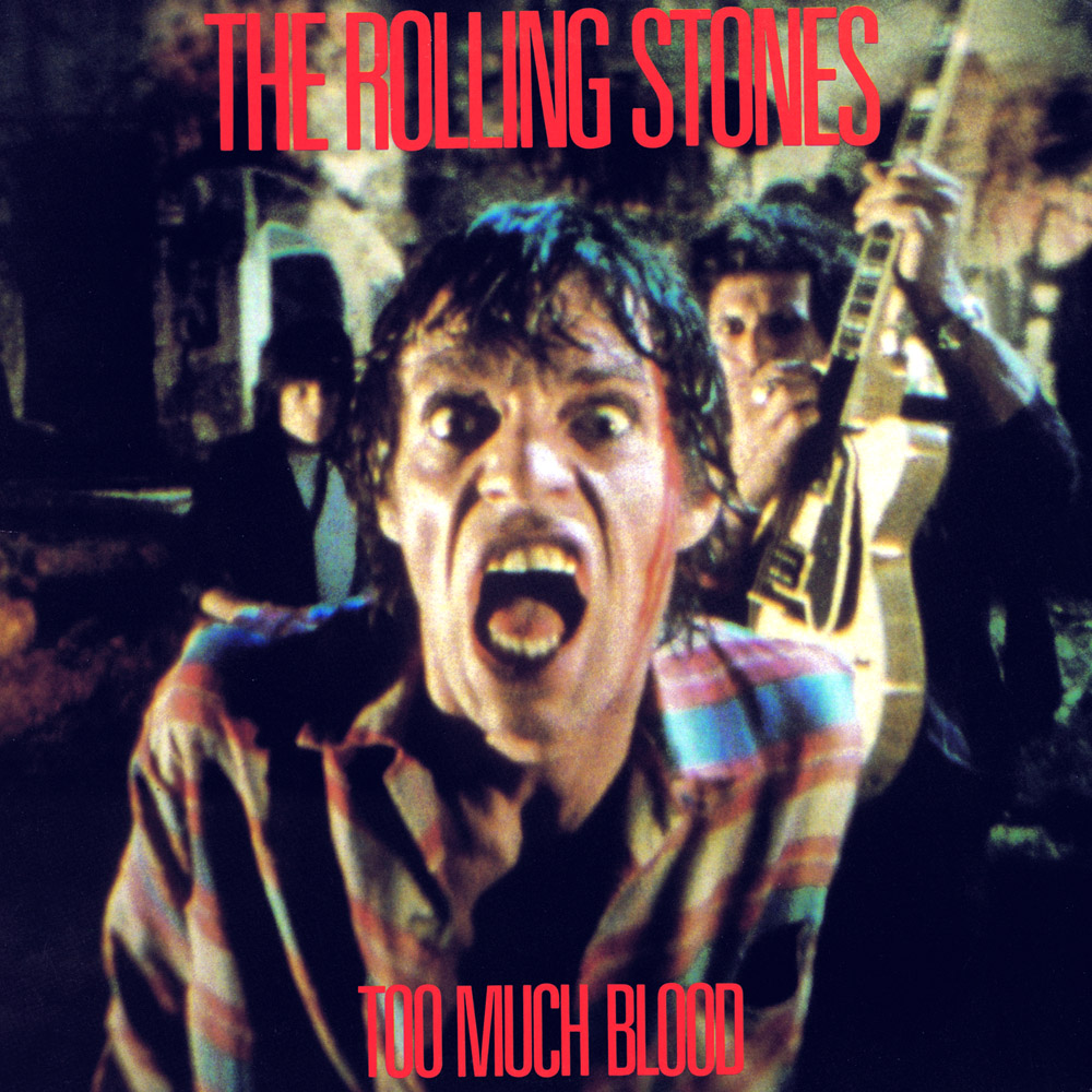 Burning The Ground: DjPaulT's 80's and 90's Remixes » Blog ... Rolling Stones Discography