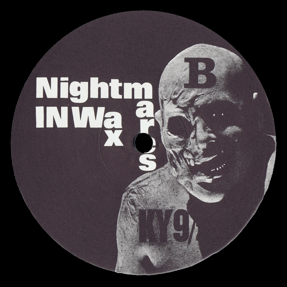 D. Side B Label