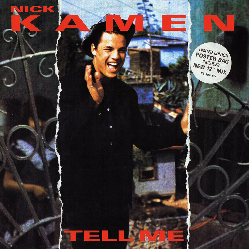 NICK KAMEN Vinyl Records and CDs