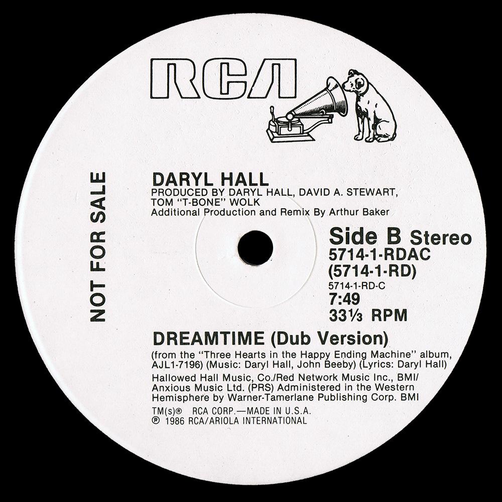 Side B Label