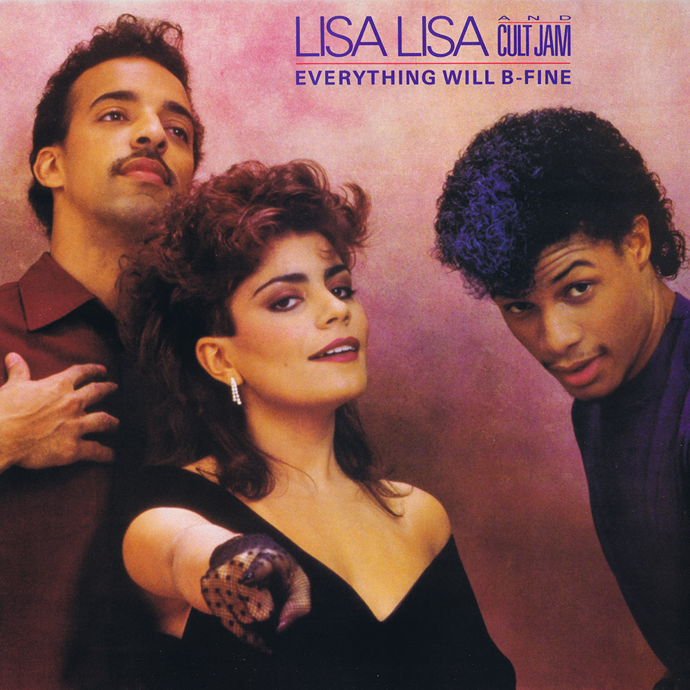 Lisa Lisa and Cult Jam Kiss Your Tears Away