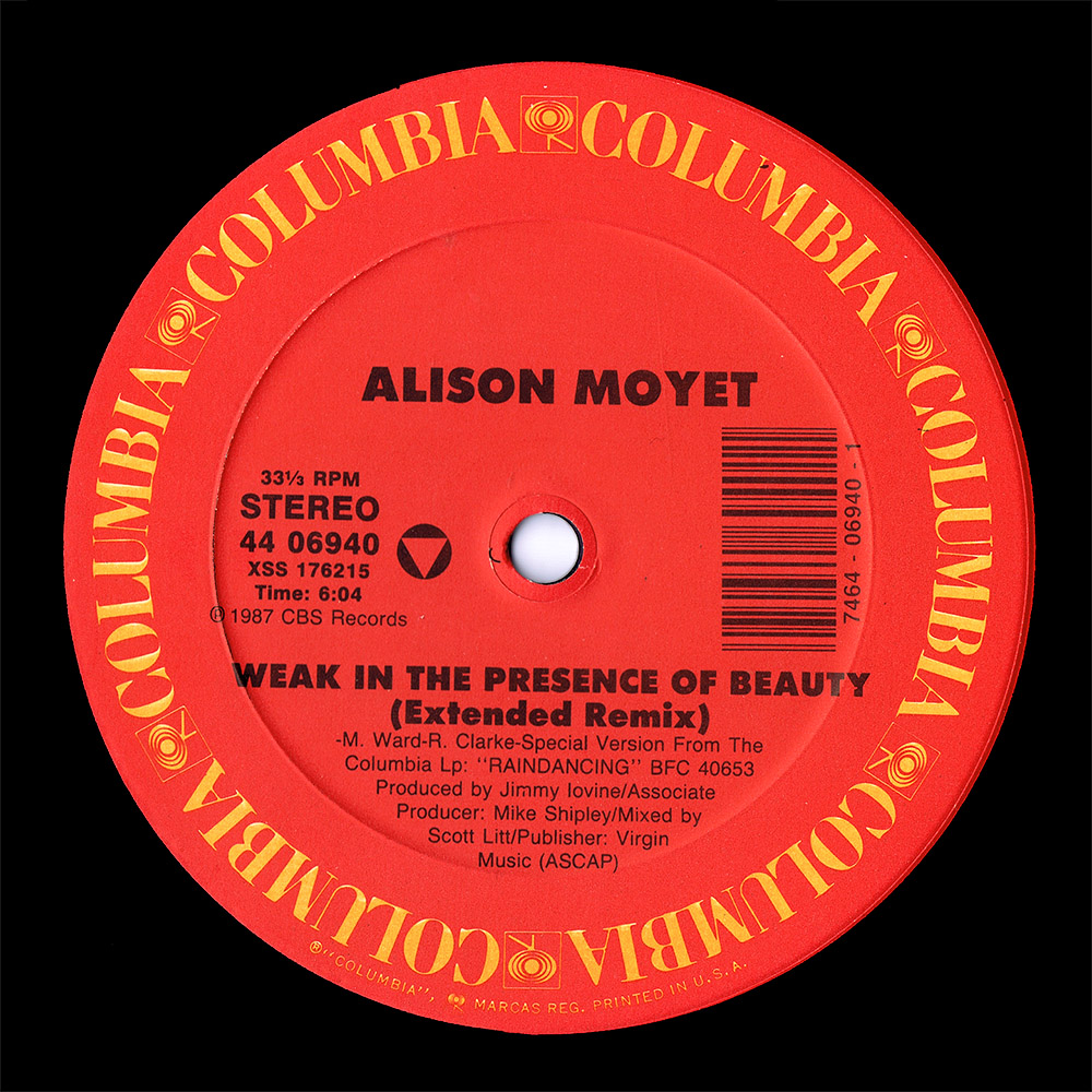 d72d021a0176a Burning The Ground  DjPaulT s 80 s and 90 s Remixes » Alison Moyet